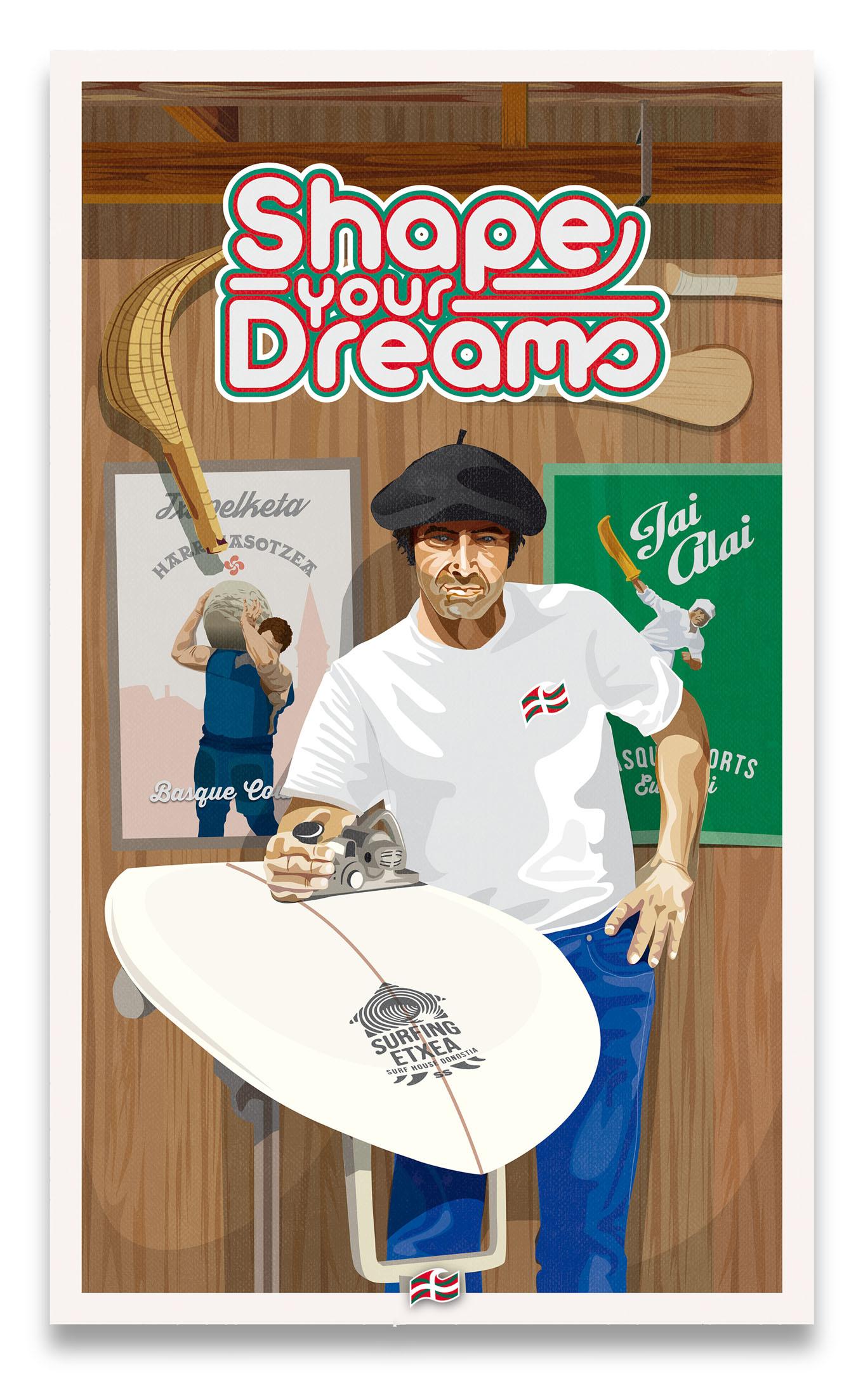 SHAPE DREAMS